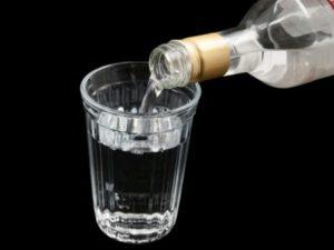 Открытая водка