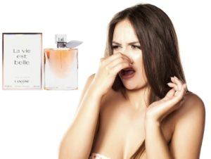 Плохо пахнет парфюм