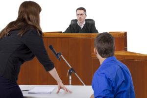 Прения в суде
