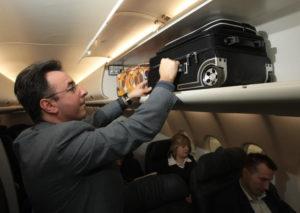 Перевозка оружия в самолете